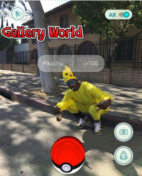pikachu-no-pokemon-go